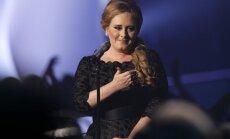 Adele ierakstījusi dziesmu Džeimsam Bondam