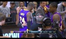 Braients apsteidz leģendāro Džordanu NBA rezultatīvāko spēlētāju sarakstā