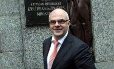 Spīdolas balvu ekonomikā šogad saņems izglītības ministrs Ķīlis