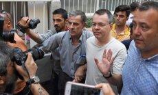 Turcijas tiesa kārtējo reizi noraida lūgumu atbrīvot ASV mācītāju