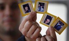 Izsolīs iepriekš nepublicētas 'The Beatles' dalībnieku fotogrāfijas