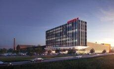 Rīgā sāk būvēt tirdzniecības centru – milzi 'Akropole'