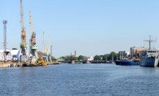 Лиепайский порт сосредоточится на обслуживании судов Panamax