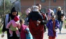 Balkānu valstis nepieciešamības gadījumā ir gatavas slēgt savas robežas migrantiem