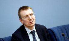 Ринкевич: если Финляндия и Швеция захотят вступить в НАТО, Латвия поддержит их