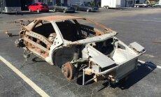Foto: 'Lamborghini' par 4600 dolāriem, tikai roka būs jāpieliek