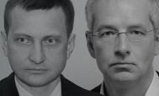 ВИДЕО: Интервью на Delfi TV: Янис Домбурс vs Арманд Краузе