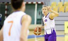 'TTT Rīga', aizvadot trešo spēli četrās dienās, sagrauj Somijas čempiones 'Catz'