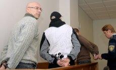 Atceļ mūža ieslodzījumus Vaškeviča spridzināšanā un triju uzņēmēju slepkavībās apsūdzētajiem