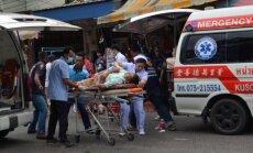 Полиция Таиланда задержала двоих человек в связи со взрывами на курортах