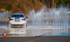 Ceļu policija trešdien pastiprināti kontrolēs ātrumu