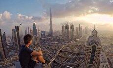 Pasaule ir maza! Ceļotājs piecu dienu laikā pabijis piecās valstīs, izbaudot katru minūti