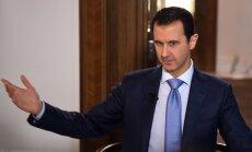Izdevums: Putins aicinājis Asadu atkāpties