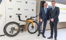 Под маркой Lamborghini выпустили гоночный велосипед за $20 тыс.