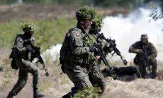Višegrādas valstis aicina veidot kopīgu ES armiju