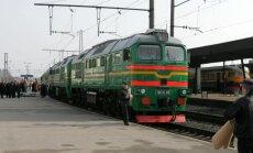 'Krievijas dzelzceļa', Šķēles un Šlesera kopuzņēmums atņems kravas valsts firmai, bažījas eksperti
