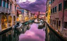В Венеции запретили велосипеды. Даже катить рядом нельзя!