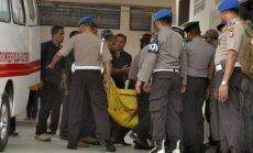 Policija Indonēzijā nogalina valstī meklētāko teroristu Santoso
