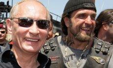 Navaļnijs: 'Night Wolves' 18 mēnešu laikā no Krievijas budžeta saņēmis gandrīz miljonu eiro