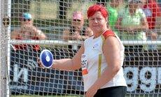 Paralimpiskajai vieglatlētei Kantānei 13.vieta pasaules čempionāta diska mešanas sacensībās