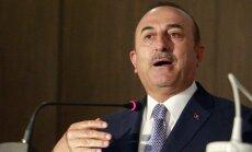 Turcija cenšas panākt pamieru Idlibā, paziņo ministrs