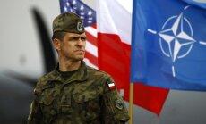 ASV grasās Austrumeiropā izvietot tankus; Straujuma nenoliedz šādu iespēju Latvijā