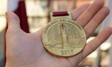'Lattelecom' Rīgas maratona organizatori iepazīstina ar skriešanas svētku jaunumiem