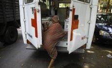 Indijā pēc hlora gāzes noplūdes hospitalizēts vismaz 41 cilvēks