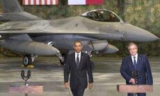 Obama: ASV garantijas Austrumeiropas drošībai ir 'svētas'