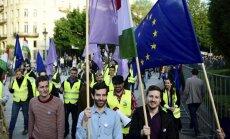 EP aicina sākt formālu procedūru pret Ungāriju