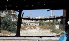 Красный Крест: десятки тысяч ждут очереди покинуть Алеппо
