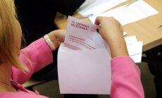 Savu balsi glabāšanai nodevuši gandrīz 7000 vēlētāju