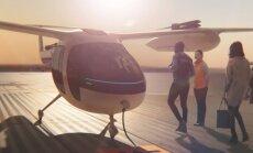 NASA un 'Uber' kopīgi izstrādās lidojošo taksometru