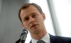 Volberts septembra beigās atstās 'Delnas' direktora amatu