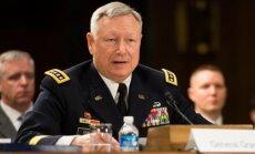 Vizītē Latvijā ieradīsies ASV Nacionālās gvardes komandieris