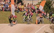Ventspilī startēs 'SMScredit.lv' BMX čempionāta jaunā sezona