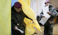 Украина выбирает местные советы и мэров крупнейших городов