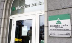 FKTK apstiprina Hipotēku bankas komercdaļu pārdošanu