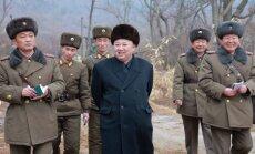 ASV: Ziemeļkoreja tuvākajā laikā, iespējams, veiks raķetes izmēģinājumu