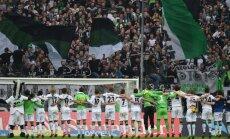 'Bayern' futbolisti kļūst par Vācijas bundeslīgas čempioniem
