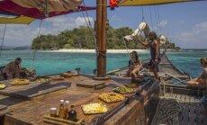 Ceļojuma stāsts: Iespaidīga ekspedīcija ar buru kuģi pa paradīzei līdzīgajām Filipīnām