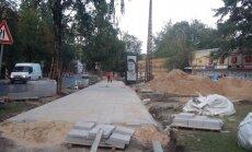 Valdemāra ielas remonta būvuzraugs vienlaikus strādā vairākās Latvijas malās, ziņo raidījums