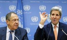 Лавров высказал Керри, что думает об антироссийских требованиях США к МОК