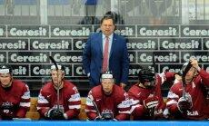 Latvijas hokeja izlase neizpildīja izvirzīto uzdevumu, secina LHF valde