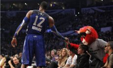NBA zvaigznei Hovardam trauma liegs spēlēt Olimpiādē
