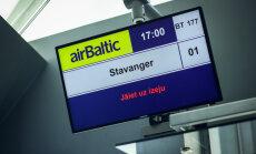 airBaltic начала полеты по маршруту Рига - Ставангер