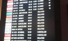 Aculiecinieks: Maltas lidostā pēc negadījuma valdīja neziņa