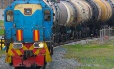 Slikta sliežu stāvokļa dēļ Krievija uz laiku ierobežos kravu plūsmu uz Latviju