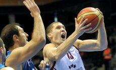 Strēlnieks palīdz 'Spartak' basketbolistiem izcīnīt piekto uzvaru Eiropas kausa turnīrā