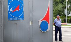 Bažas par raķešu noslēpumu noplūšanu uz Rietumiem: Krievijas FDD pārmeklē 'Roskosmos' iestādes